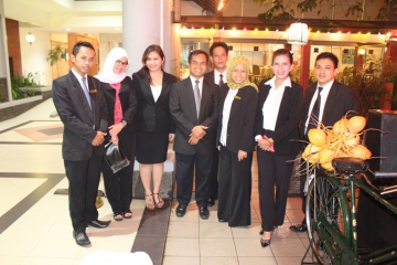 Customer Gathering